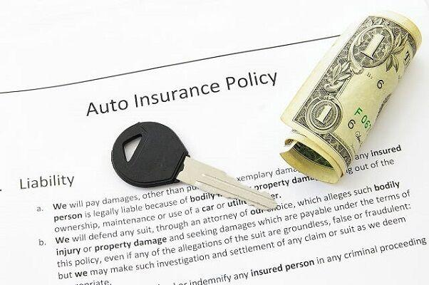 auto insurance policy document helps Truck Accident Attorneys
