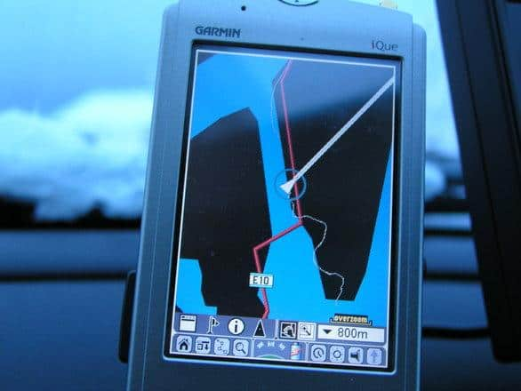 GPS related accidents