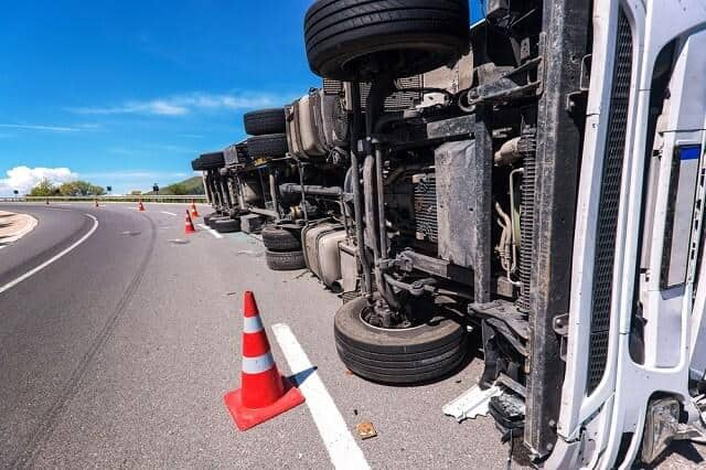 truck accident and injuries