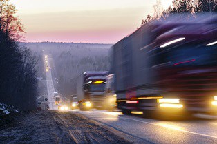 truck driver fatigue and injury compensation