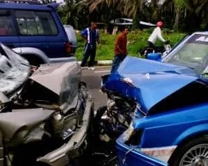 Head-on Collision Accidents