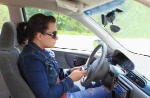 Georgia Driver Texting