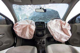 Dealing with airbag injuries