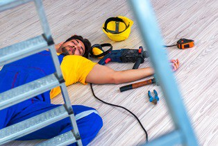 What to do after a slip-and-fall accident