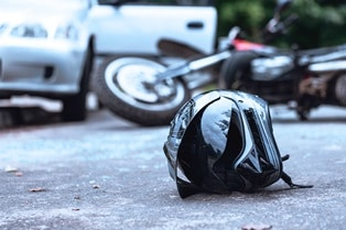 Common injuries associated with motorcycle accidents Van Sant Law