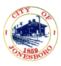 Jonesboro City Seal