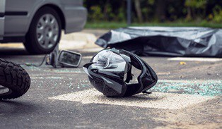 compensation after motorcycle accident