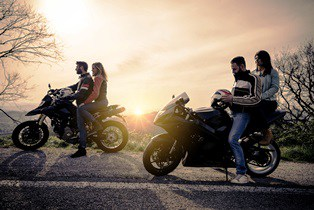 rights of motorcycle passengers in accidents
