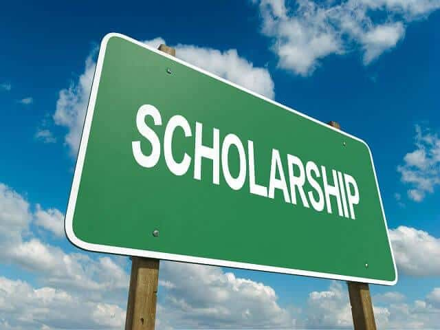 teacher scholarship Van Sant Law