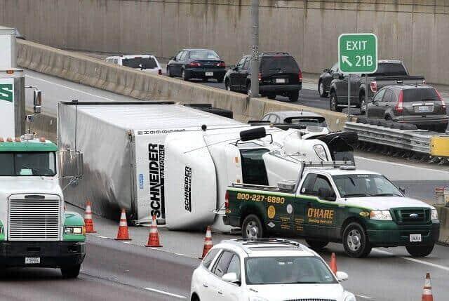 truck accidents in Atlanta