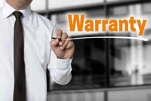 Warranty Van Sant Law